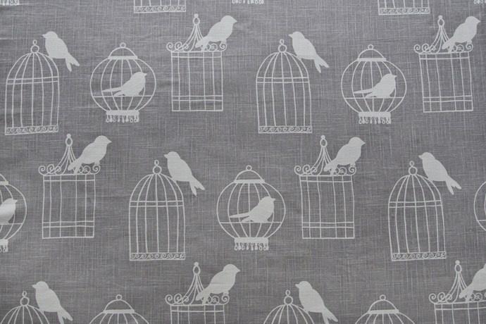 Hertex Fabrics  Design: Birdcage Smoke  www.hertex.co.za