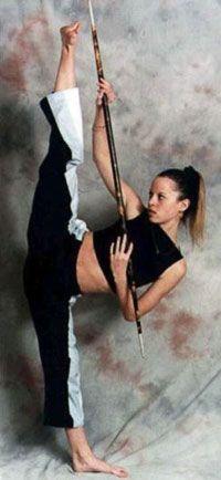 chole bruce amazing flexibility | Chloe Bruce on European Cup