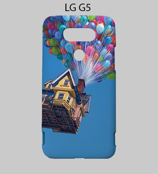 UP Balloons House LG G5 Case Cover