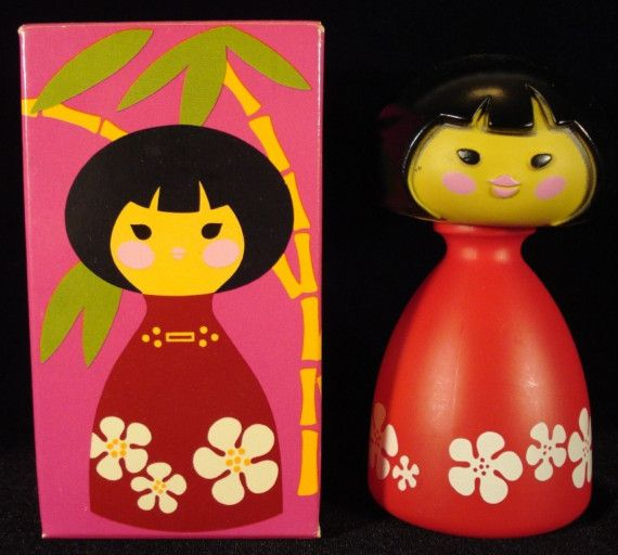 Vintage Avon Small World Shampoo Bottle Is this my Doppelganger? I actually had one of these long ago.