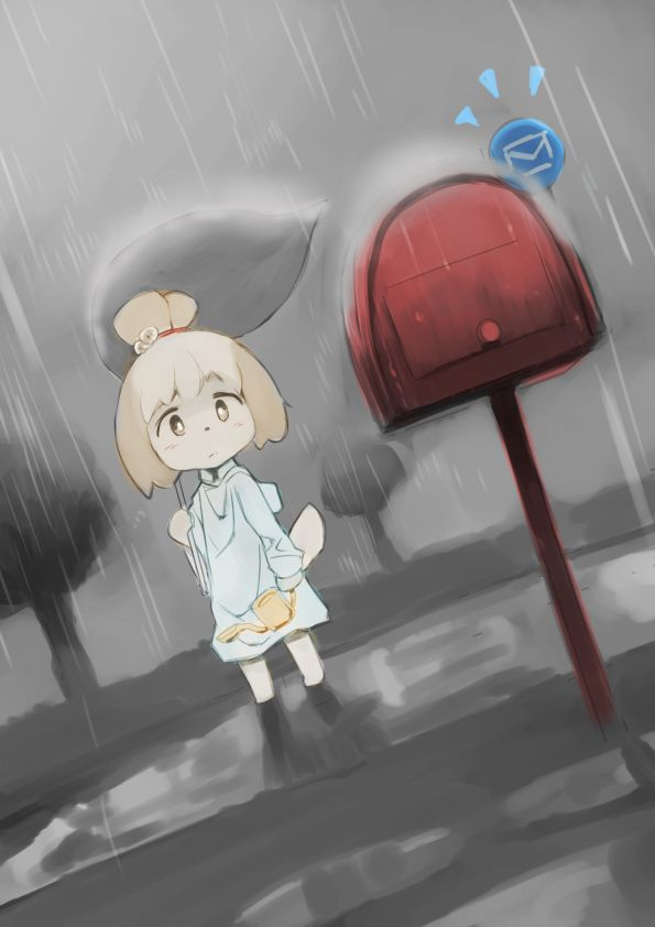Isabelle, Animal Crossing : New Leaf