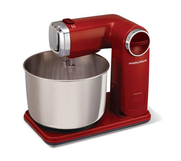For my other half as he would like me to bake more! #PassionatePins #HeadBaker Morphy Richards Folding Food Mixer