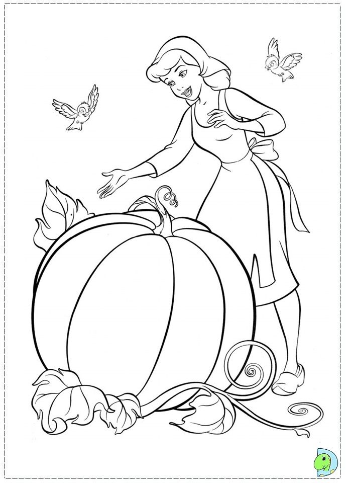 48 best images about cendrillon on pinterest disney princess coloring pages and coloring - Coloriages cendrillon ...