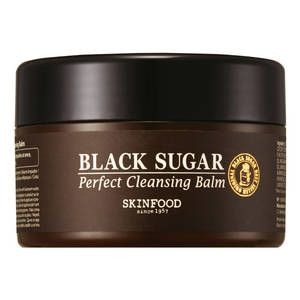 Skinfood - Black Sugar Perfect Cleansing Balm - Balsamo detergente