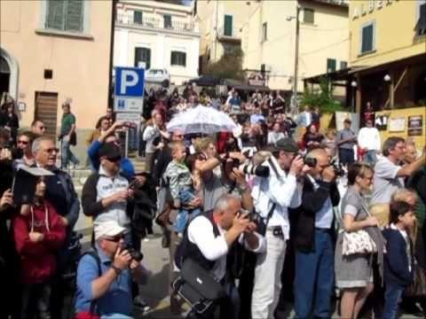 Napoleone Bonaparte sbarca all'Elba. Rievocazione del 4 maggio 2014 (part3) #Elba200
