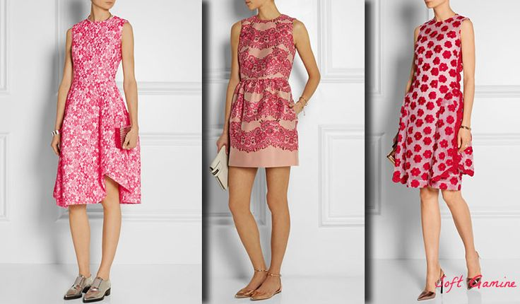 Outfits for Soft Gamine (KIbbe) - dresses.