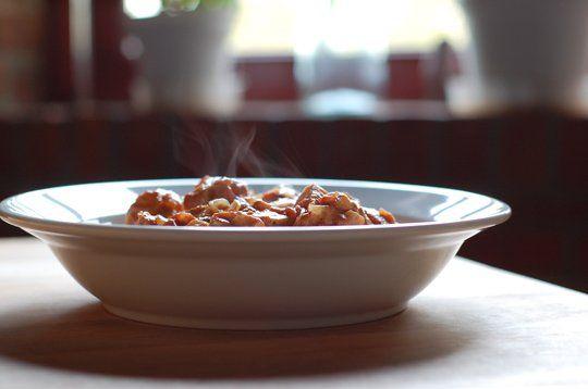 Recipe: Pasta with Mushroom, Red Pepper & Tomato Sauce - stop using ...