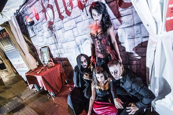 #bloodylady #horrorhouse