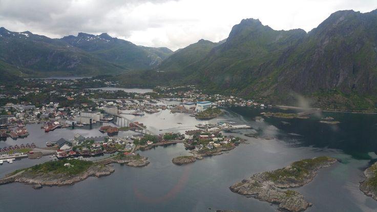 Norway, Svolvær 2016