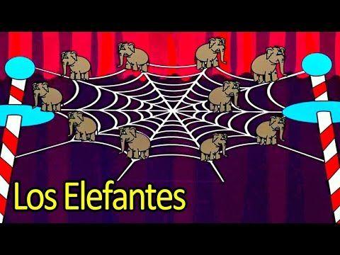 La canción de los números - Canciones Infantiles - del 1 al 10 - preescolar # - YouTube
