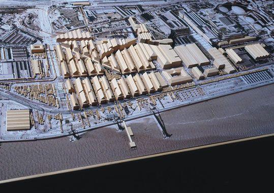 Renzo Piano Building Workshop - Projects - By Type - Braço de Prata Housing Complex