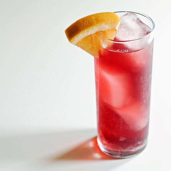 Redheaded Ginger: Lillet Rouge and ginger beer join together for a simple yet satisfying aperitif.