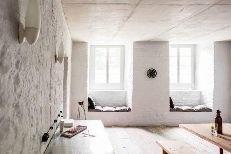 LOFT KOLASIŃSKI  SUMMER RESIDENCE IN A CASTLE NEAR BERLIN