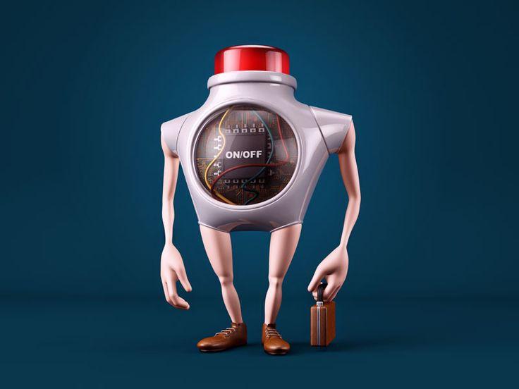 Button Bot