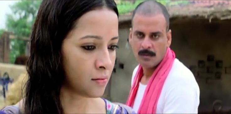 Reemma Sen Manoj Bajpai #GangsOfWasseypur Movie Photo