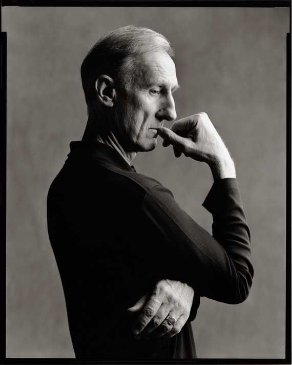 """James Cromwell by Timothy Greenfield-Sanders. """"That'll do pig. That'll do."""""""