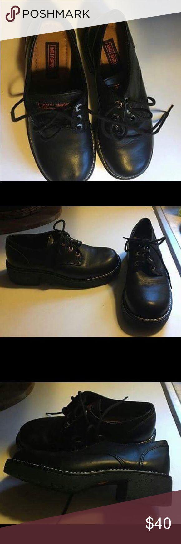 Harley Davidson Shoes Never Worn Harley-Davidson Shoes Heeled Boots