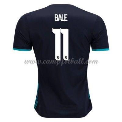 Real Madrid Fotballdrakter 2017-18 Gareth Bale 11 Bortedrakt