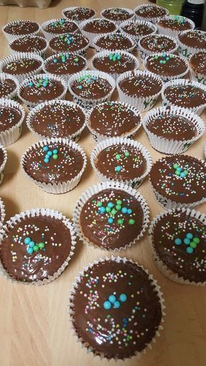 Mini Fanta Muffins Tassen Rezept In 2018 Kuchen Und Muffins