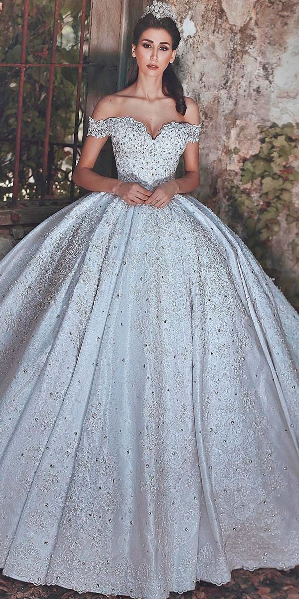 30 Ball Gown Wedding Dresses Fit For A Queen Wedding Dresses