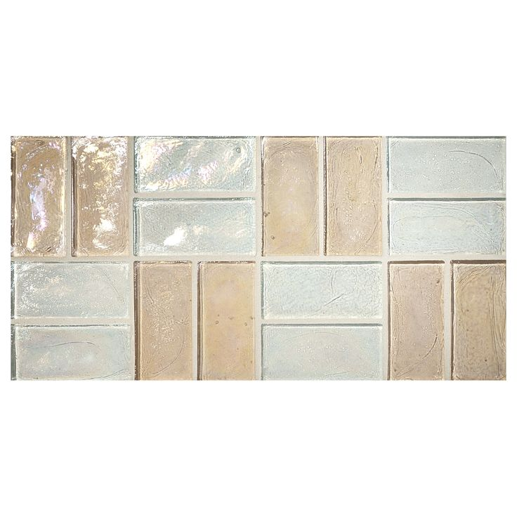 Truegl Tile Concepts Latte Foam Blend Pearl