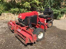 Toro Reelmaster 216 Ride On Cylinder Mower sit on lawn garden compact Ride On