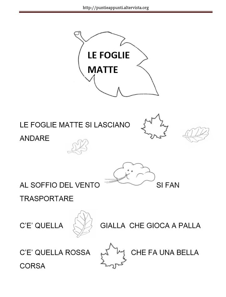 Colori - le foglie (colours , autumn leaves)