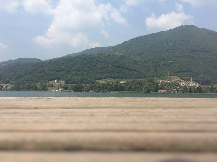 Lago di Endine(Monasterolo del Castello, Bergamo)