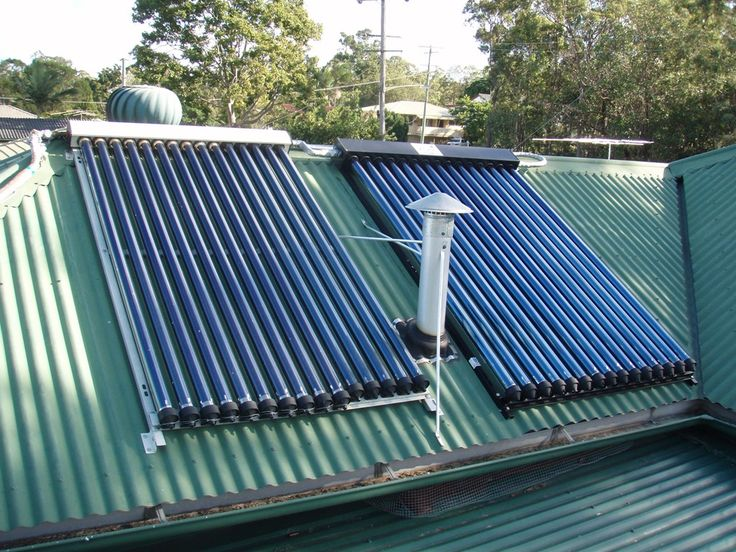 how to build a diy solar water heater