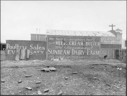 TITLE: Oakleigh labour and national services CATEGORY: Photograph FORMAT: b&w print STATUS: Preservation material