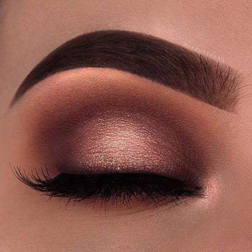 Sultry glam.