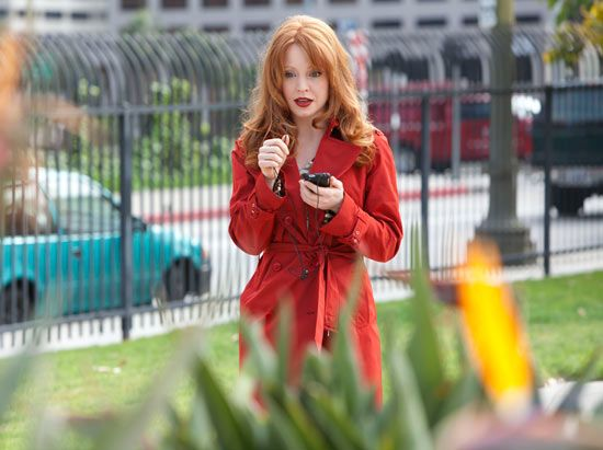 145 best images about Redheads: Lauren Ambrose on ...