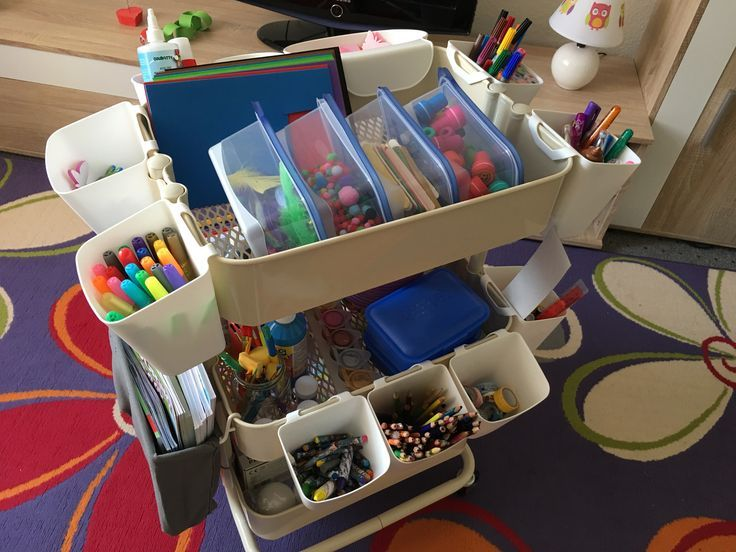 Bastelwagen für Kinder | Life Hack | IKEA – #Bast…