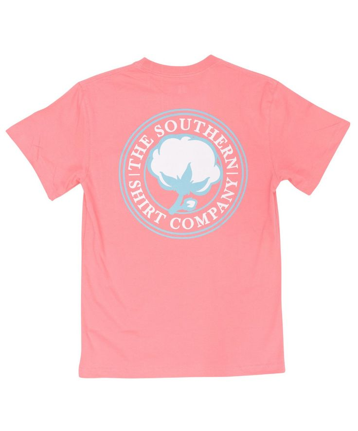 Your new favorite shirt. This classic tee from Southern Shirt Co. is recognizeable anywhere you go!