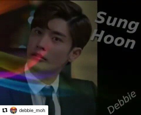 """84 Likes, 2 Comments - Sung Hoon Daily Update성훈ソンフン成勋 (@sunghoon_daily_update) on Instagram: """"#Repost @debbie_moh (@get_repost) ・・・ #debbie_moh My post made for #SungHoon 💞💞💞 Sung Hoon…"""""""