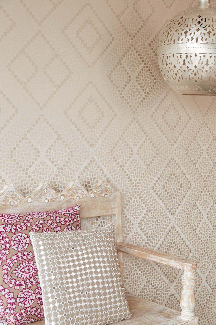 YASMIN Wallpaper Pattern No 341711 – Aspiring Walls