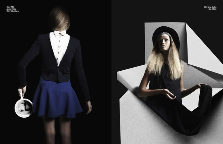 Surreal / Photography series Mikko Puttonen // Pauliina Vesterinen // Johanna (Paparazzi) // Heidi Marika // Anne Flink