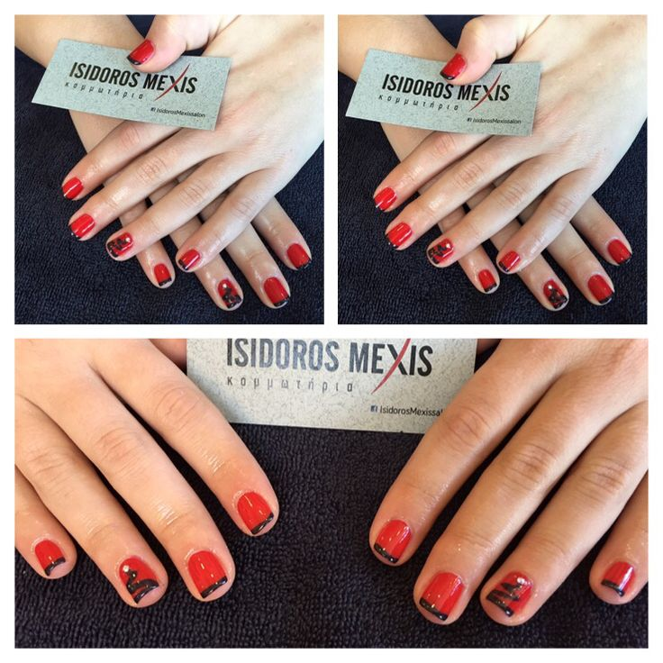 Nails  Nail IsidorosMexisSalon