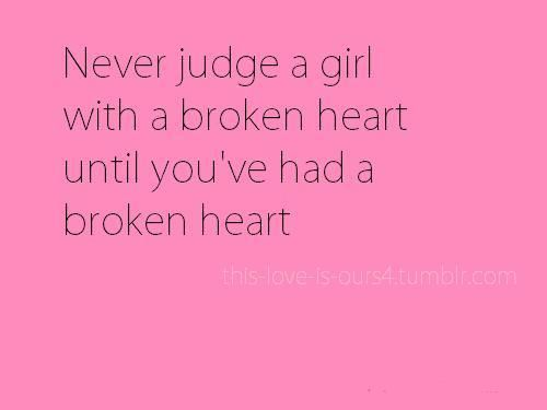 When Two Broken Hearts Meet Quotes: Broken Hearted Girl Quotes And Sayings