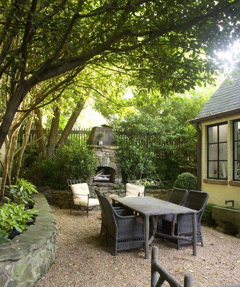Atlanta Garden Of Bill Hudgins: 1000+ Images About Backyard Secret Garden On Pinterest