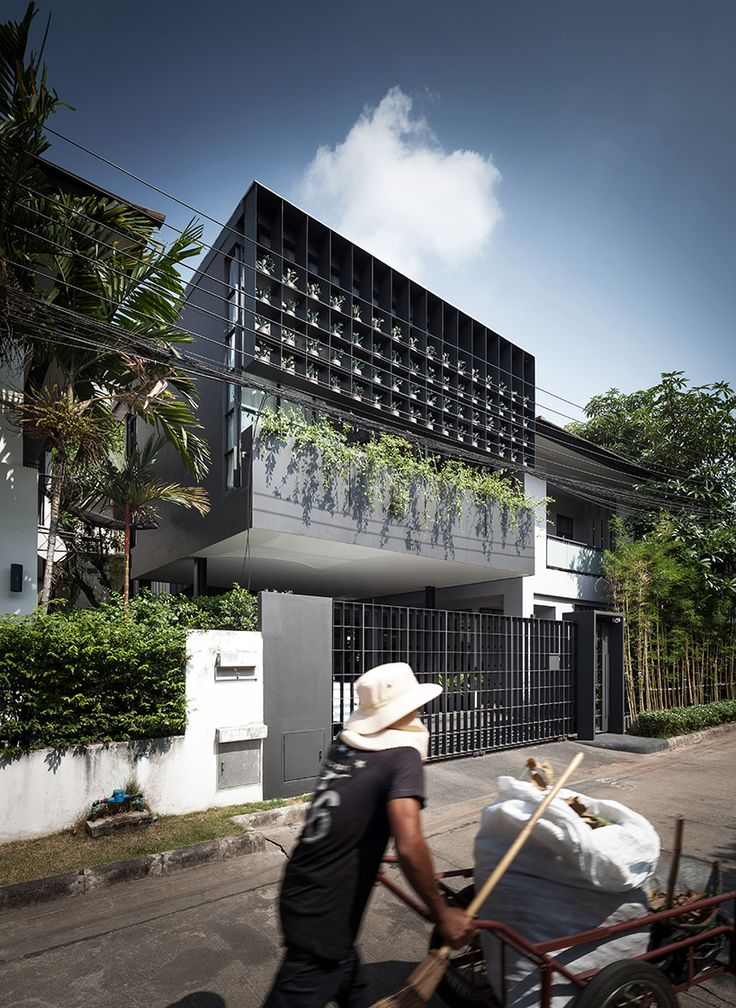 anonym studio turns ex-housing estate in bangkok into a vibrant - google zentrale irland