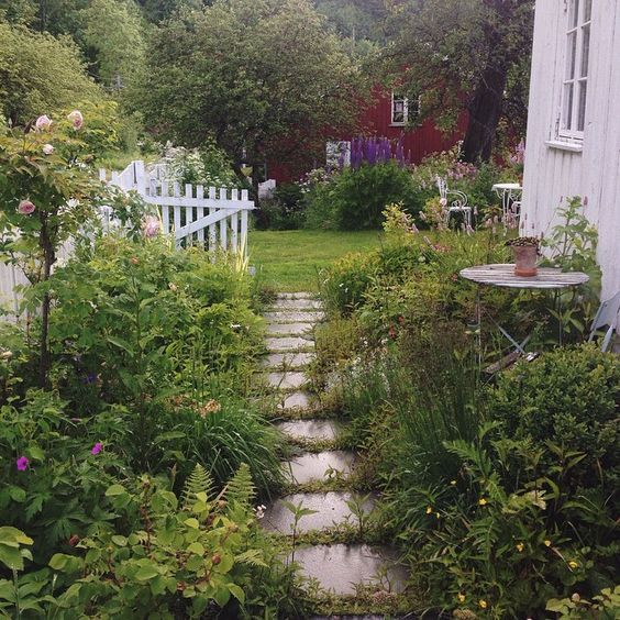 Romantic Garden Designs: ~ Images On Pinterest