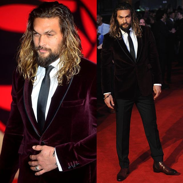 #JasonMomoa at the premiere of Batman v Superman March 22nd 2016 Photos ZUMA/Cpuk