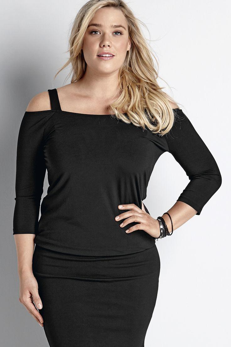 Halens // New Season Dresses   Black