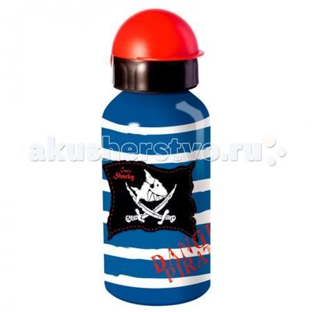 Spiegelburg Бутылка для питья Captn Sharky 11083  — 1389р. -----  Красочная бутылка для воды и других готовых напитков Capt'n Sharky идеальна для детского сада, школы или путешествий. Клапан плотный, защищает от проливания. Сохранит свой привлекательный вид, даже после частого и долгого применения.  Особенности:   Размер: 19 см