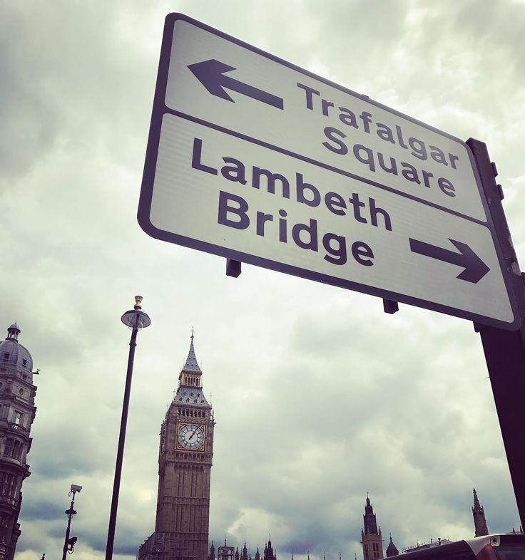 """32 Me gusta, 1 comentarios - Tourist Forum (@touristforum) en Instagram: """"Big Ben, el reloj de cuatro caras más grande del 🌍. #BigBen #trafalgarsquare #lambethbridge #London…"""""""