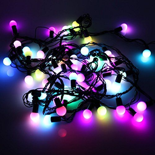LeMorcy RGB Ball Light, 17ft 50LED Changing Color Novelty... https://www.amazon.ca/dp/B01G1FTOJA/ref=cm_sw_r_pi_dp_iWoyxb052VSVM