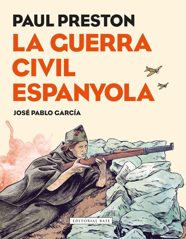 MARÇ-2018. Paul Preston. La Guerra Civil Española. C PRE Històric.