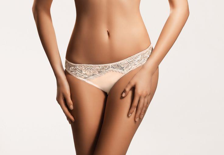 ARWENA beige #lingerie #beige #creamy #lace #intimate #sexy  #koronka #bielizna #panties #figi