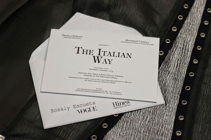 The Milano Mode: Latinti Couture at Vogue's The Italian Way